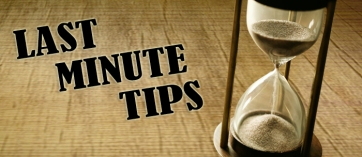 last-minute-tips