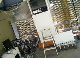 Instrument set up